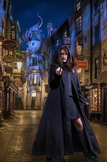pottermoreで海外ハリーポッター海外コスプレ画像を楽しむ