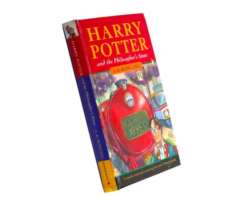 Harry Potter And The Philosopher's Stone: image by Chiswick Auctions