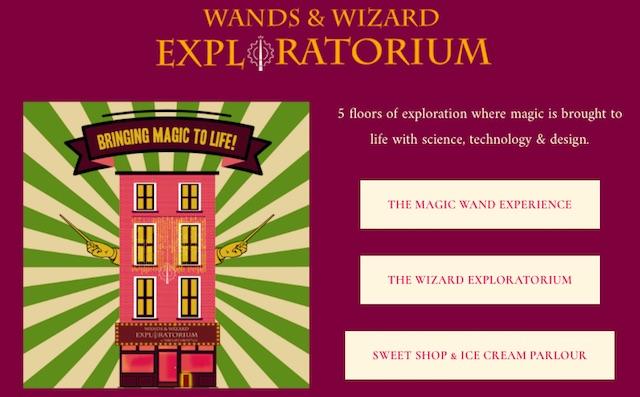 https://www.wizardexploratorium.io