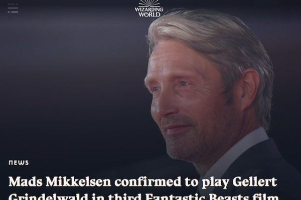 https://www.wizardingworld.com/news/mads-mikkelsen-is-grindelwald-in-third-fantastic-beasts