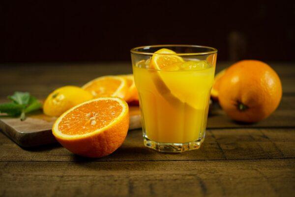オレンジジュース|ハリーポッターの飲み物